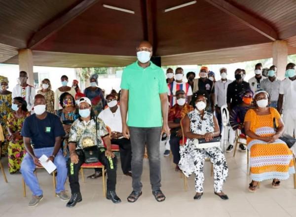 Côte d'Ivoire : Mabri affirme toujours son appartenance au RHDP mais continue de faire des réaménagements au sein de son parti, l'UDPCI