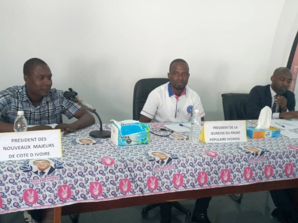 Côte d'Ivoire : Délai de révision liste électorale, des jeunes comptent saisir des chancelleries pour éviter une crise postélectorale