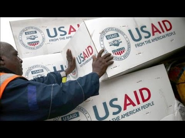 Point de presse digital sur les priorités de l'USAID en matière de développement et l'aide e...