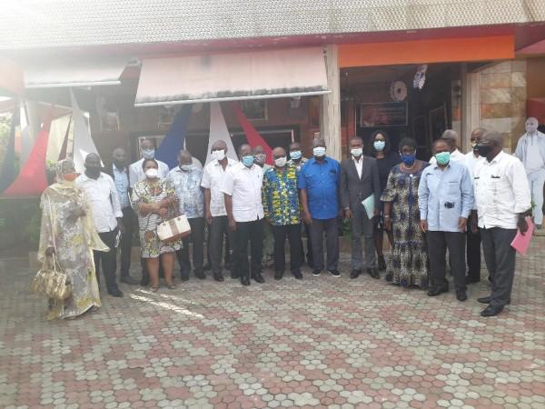 Côte d'Ivoire : La Plateforme politique EDS apporte son soutien ferme à l'accord cadre FPI/P...