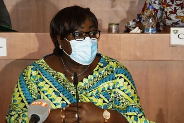 Côte d'Ivoire : Anne Oulotto reconnait que son Ministère est confronté à certaines difficultés qui plombent ses actions et avertit : « L'Etat prendra ses responsabilités »
