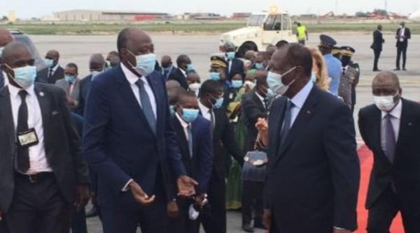 Côte d'Ivoire : Amadou Gon accueilli comme un Roi à l'aéroport d'Abidjan : «Je suis de retour pour prendre ma place aux côtés du Président »