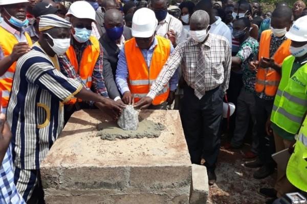 Côte d'Ivoire : Niakara, le C2D finance, un Collège de proximité de base deux doté d'une salle informatique à Arikokaha, les travaux démarreront en début du mois de janvier 2021