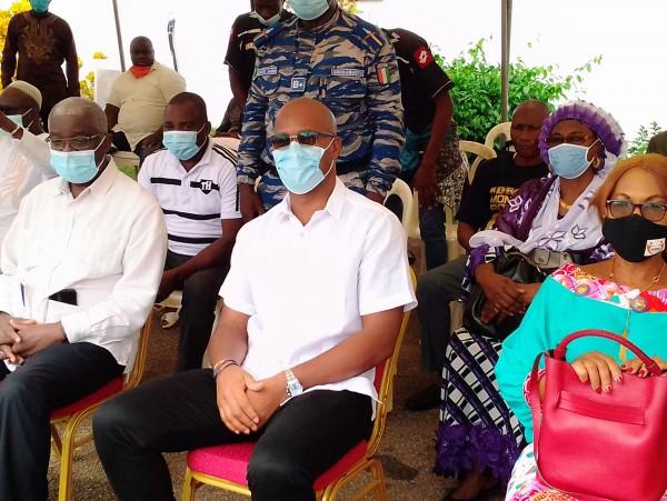Côte d'Ivoire : Bouaké, baptisé Nanan Kwa Dani,  Didier Drogba: « Je suis venu prendre vos bénédictions...»