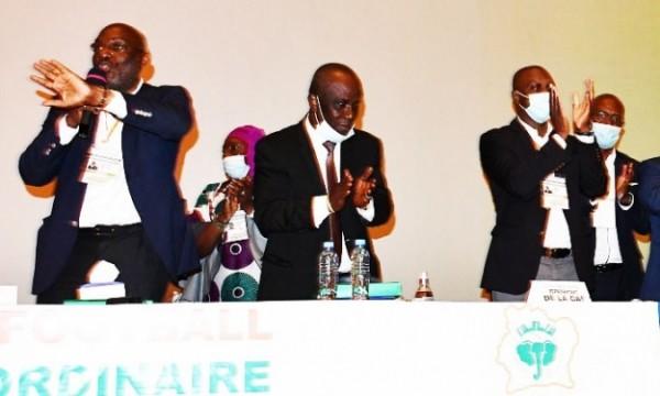 Côte d'Ivoire : FIF, Sidy Diallo : « Ce n'est pas parce que je suis dégouté que je pars... »