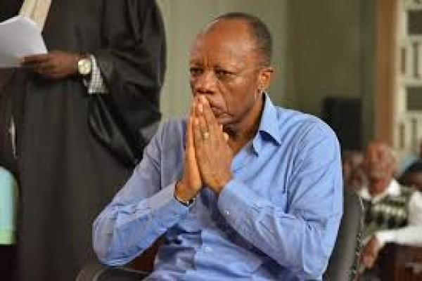 Congo : Le Général Jean-Marie Michel Mokoko atteint du Covid-19 en prison, sa famille dément