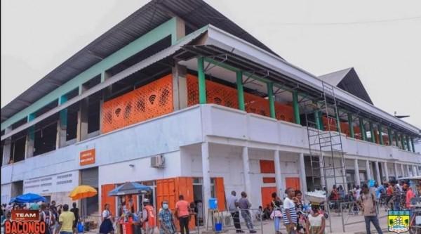 Côte d'Ivoire : Koumassi, le maire Cissé Bacongo donne un nouveau visage au célèbre marché Djê Konan