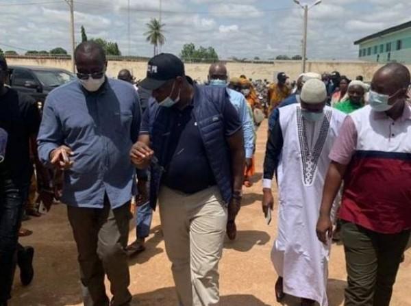 Côte d'Ivoire : Pour Lass-PR du RHDP, la différence des voix aux élections  se fera autour des nouveaux majeurs et des électeurs flottants