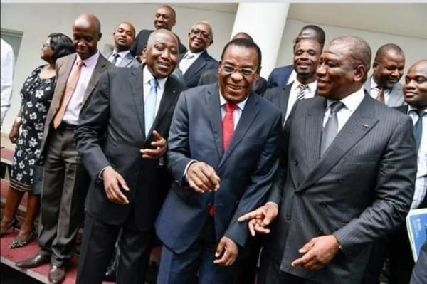 Côte d'Ivoire : Décès de Gon, l'hommage de Bédié, Affi et Soro à un « serviteur de l'Etat »