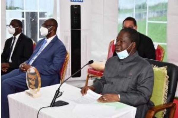 Côte d'Ivoire : Cotisations pour l'investiture de Bédié à la convention, Guikahué met la pression