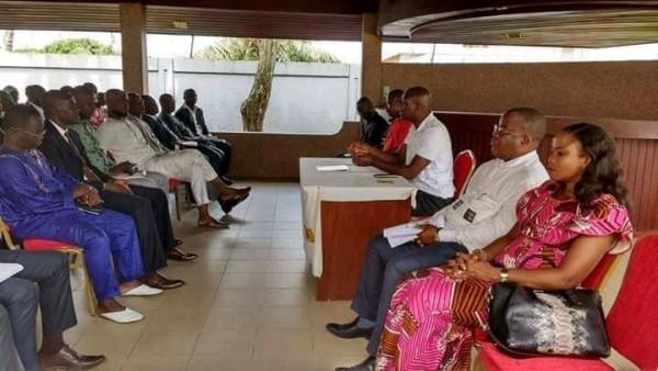 Côte d'Ivoire : Favorables à sa candidature, tous les enseignants UDPCI de Bouaké soutiennent Mabri