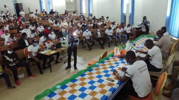 Côte d'Ivoire : Bouaké, pendant son anniversaire, le CEECI pleure Amadou Gon