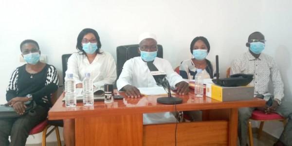 Côte d'Ivoire : Décès de Gon, depuis Yopougon, des agents de la santé pleurent le père de la prime exceptionnelle Covid-19