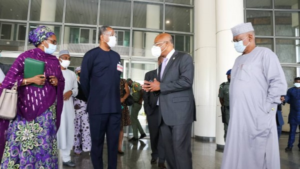 Cedeao :  ECO, stimulant du Nigeria pour francophones et anglophones
