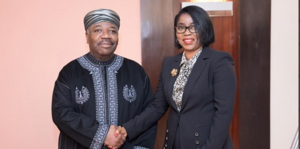 Gabon : Rose Christiane Ossouka Raponda nommée Premier ministre