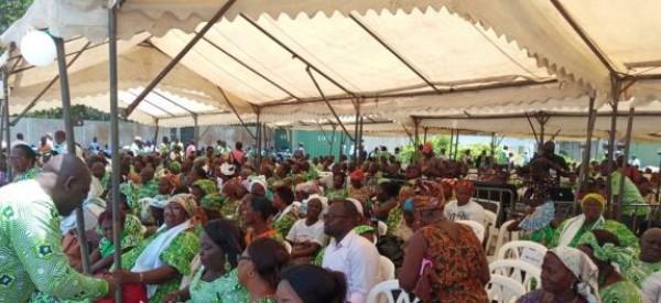 Côte d'Ivoire : Présidentielle, le PDCI-RDA dit ne pas être associé à   l'opération de parrainage de son candidat qui se fait dans des villages