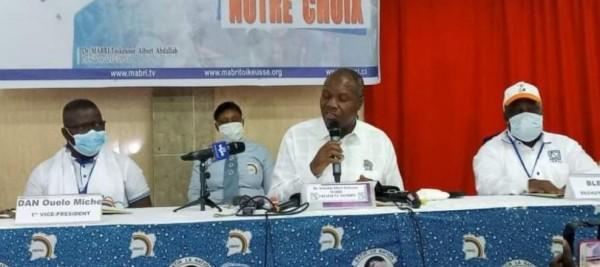Côte d'Ivoire : Affaire dette et huissiers, Mabri à propos de Méambly : « Je ne trouves pas utile de répondre dans la presse à tout ce qu'il raconte »