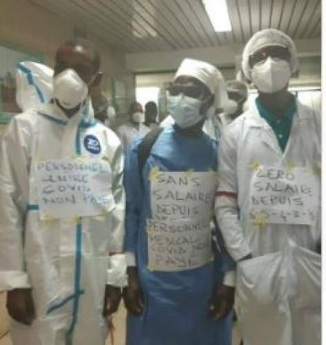 Côte d'Ivoire : Primes  non payées des agents  de santé, Direction Générale et INHP à qui la faute ?
