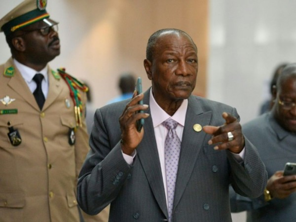 Guinée : Plainte en France contre Alpha Condé pour «corruption»
