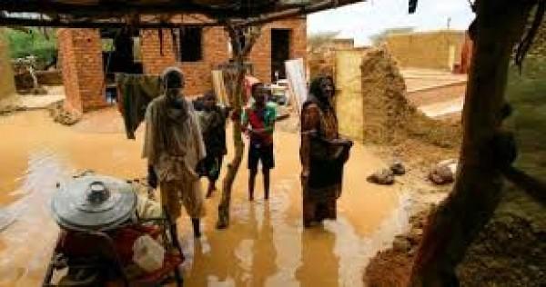 Soudan : 10 morts et moins et 3300 maisons détruites à la suite de fortes pluies