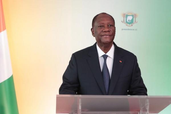 Côte d'Ivoire : Présidentielle 2020, Alassane Ouattara se présente, l'intégralité de son dis...