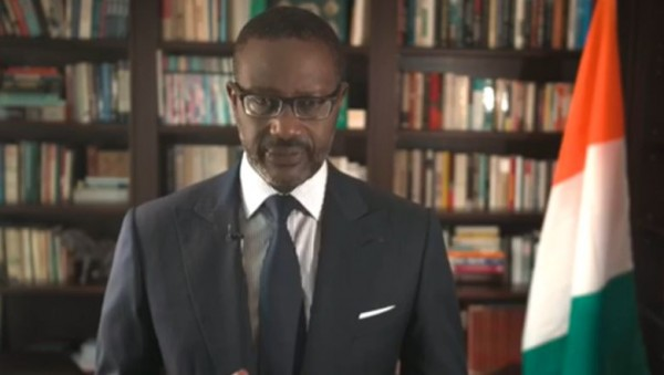 Côte d'Ivoire : Tidjane Thiam se positionne, l'alternative à Bedié au PDCI?