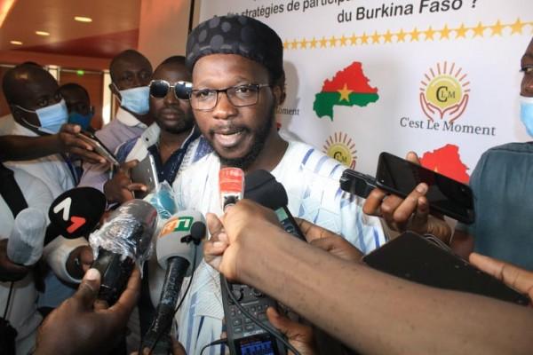 Côte d'Ivoire - Burkina Faso : A quelques mois de la présidentielle au Burkina, la diaspora opte pour le président sortant et annonce sa victoire au 1er tour