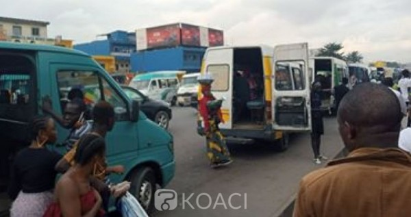 Côte d'Ivoire : Abobo, échec du mot d'ordre de boycott des transports publics par les populations, Gbaka et woro-woro «débordés»