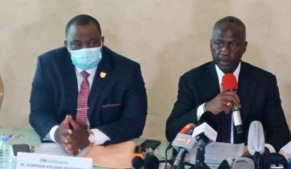 Côte d'Ivoire :  Le RHDP annonce l'investiture de Ouattara le 22 août et met en cause, Bédié et Simone Gbagbo dans les débordements de Daoukro et Bonoua