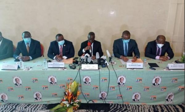 Côte d'Ivoire : Affaire 3ème mandat de Ouattara, Cissé Bacongo se « rétracte » et soutient que le Président sortant est à son premier mandat de la 3ème république