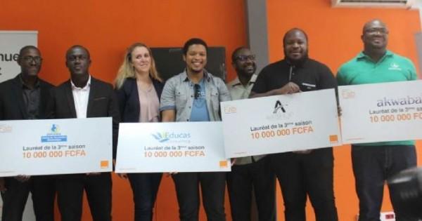 Côte d'Ivoire : Orange Fab saison 6 : les candidatures sont ouvertes