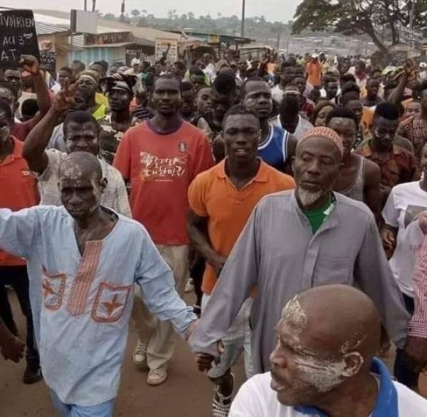 Côte d'Ivoire : Manifestations de rue contre la candidature de Ouattara, Vagondo prévient : « Les instigateurs répondront de leurs actes devant la justice »