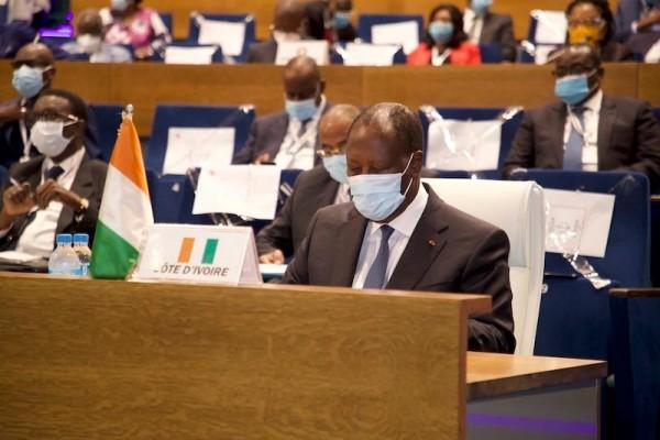 Côte d'Ivoire : Alassane Ouattara s'envole pour Accra, aller-retour CEDEAO dans la journée