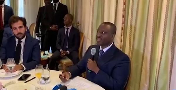 Côte d'Ivoire : Attaqué par Soro, le Ministre de la Justice réagit, il déplore une « stratégie de victimisation » et une « méconnaissance des institutions judiciaires »