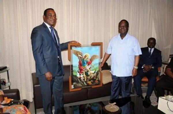 Côte d'Ivoire : Présidentielle 2020, Affi reporte son investiture, une rencontre prévue avec Bédié