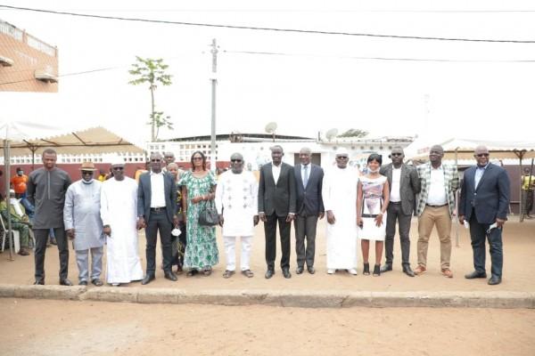 Côte d'Ivoire : Abdourahmane Cissé lance un fonds d'aide au profit de 1000 jeunes et les femmes pour le financement de leurs projets