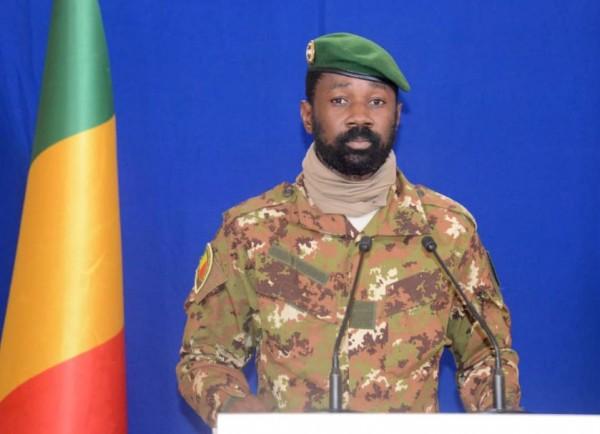 Mali : Nommé Vice Président, le colonel Assimi Goïta fait la promesse de gagner la guerre contre les djihadistes