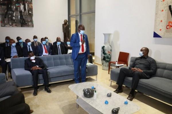 Côte d'Ivoire : Hamed Bakayoko aux opposants de Ouattara : « Gérer un pays, ce n'est pas un fait banal. Ce n'est donc pas quelque chose qui s'improvise»