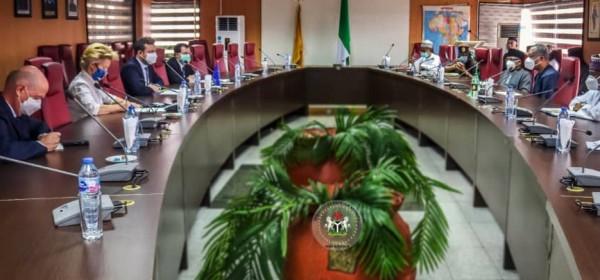 Nigeria :  L'UE prie le Nigeria de lever les restrictions de vols contre Air France, KLM et Lufthansa