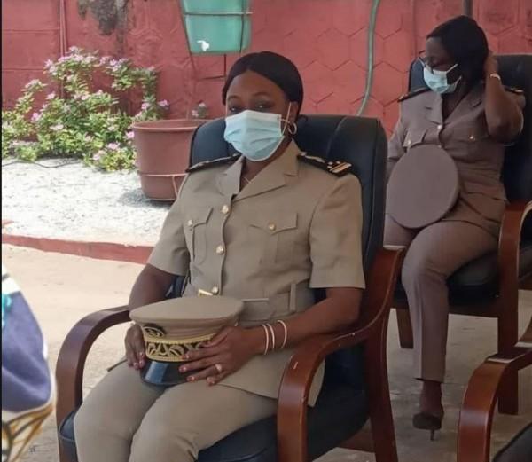 Côte d'Ivoire : Mme  Nassou Sidibé nouvelle préfète du Département de Grand Bassam présentée aux populations