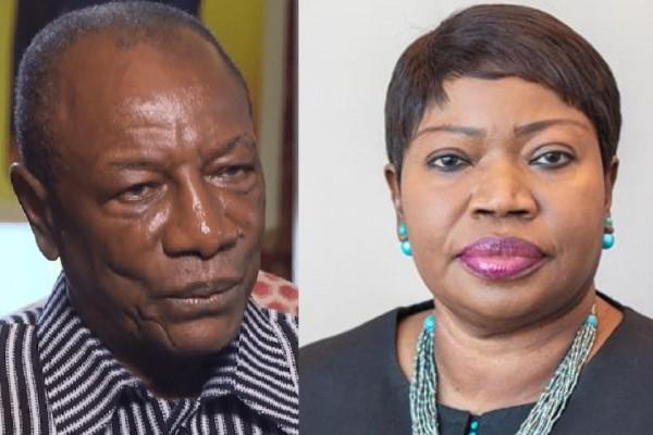 Guinée: Le FNDC saisit la CPI après des propos controversés d'Alpha Condé en pleine campagne