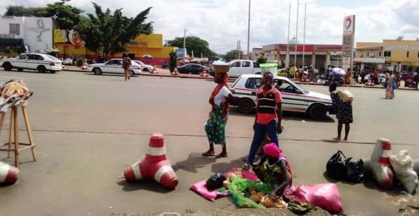 Côte d'Ivoire : A l'image d'Abidjan, pas de désobeissance civile dans le Gbêkê , reportage