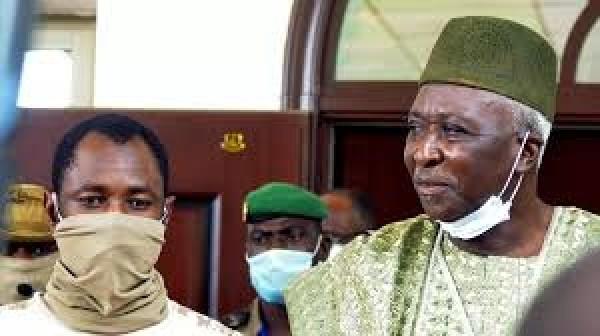 Mali : Investiture à Bamako du nouveau Président Bah Ndaw et du colonel Assimi Goïta
