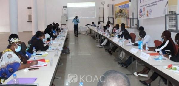Côte d'Ivoire : Élection présidentielle au Pays, à Yopougon l'OIDH sensibilise sur la désinformation