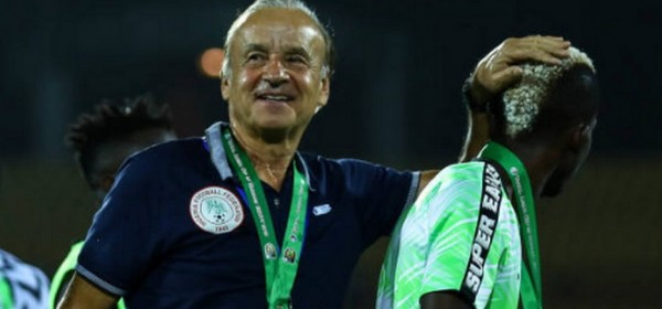 Nigeria-Côte d'Ivoire :   Rohr déçu de l'annulation du match amical Super Eagles-Eléphants