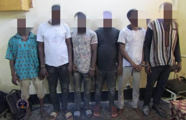 Burkina Faso : Des auteurs de viols sur une soixantaine de femmes interpellés
