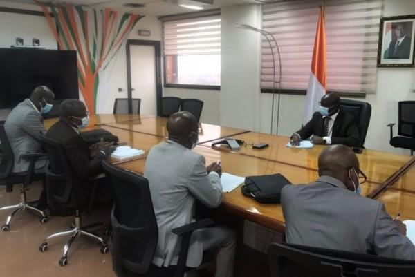 Côte d'Ivoire : Perturbation qui émaille le bon fonctionnement de l'ENS, la Direction entendue par le Ministre Adama Diawara