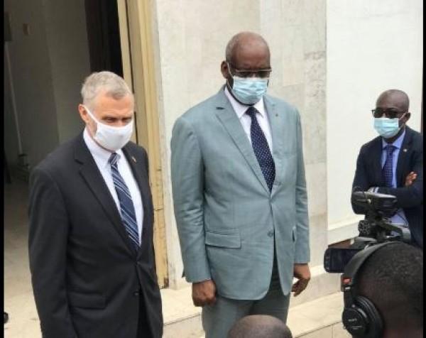 Côte d'Ivoire : Le président du Conseil Constitutionnel, Mamadou Koné : « Je n'ai jamais été bloqué à aéroport pour tentative de fuite, ni refugié dans une Ambassade »