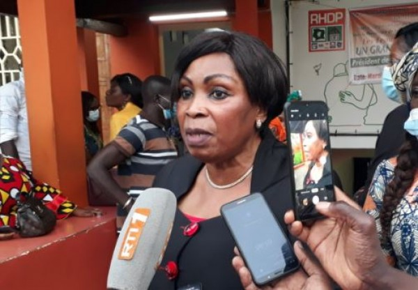Côte d'Ivoire : Présidentielle 2020, des femmes issues de divers ministères de l'administration ivoirienne soutiennent la candidature de Ouattara