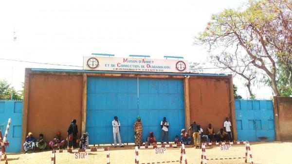 Burkina Faso : Surpopulation carcérale avec plus de 7350 personnes détenues dans l'ensemble du pays en 2019,